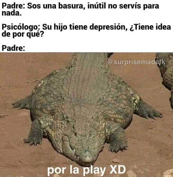 Otros - Maldita play...