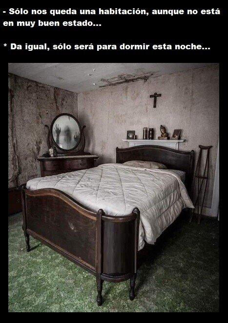 Meme_otros - Dormir precisamente, no vas a dormir...