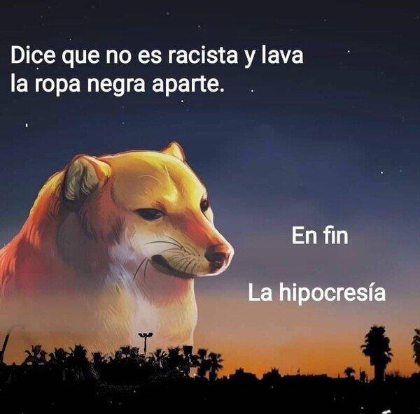 Meme_otros - Hipócritas...