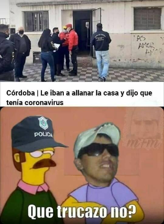 coronavirus,desahucio,policía,trucazo