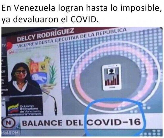 16,19,coronavirus,devaluar,Venezuela
