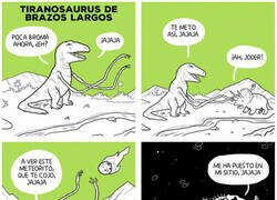 Enlace a Y por eso los T-Rex nacieron con los brazos cortos
