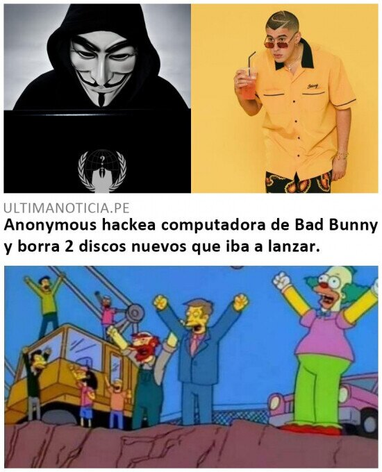 Otros - Un héroe anónimo
