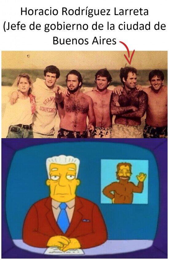 Meme_otros - Otra predicción más de Los Simpson