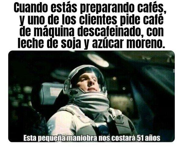 Meme_otros - El café de los muy porculeros...