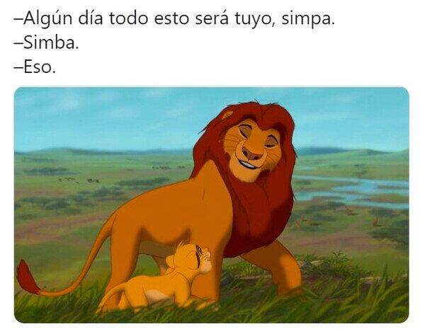 España,león,rey,Simba,simpa