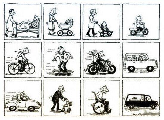 Otros - La vida sobre ruedas