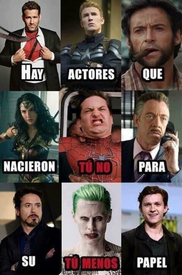 Meme_otros - Pasa con los heroes...