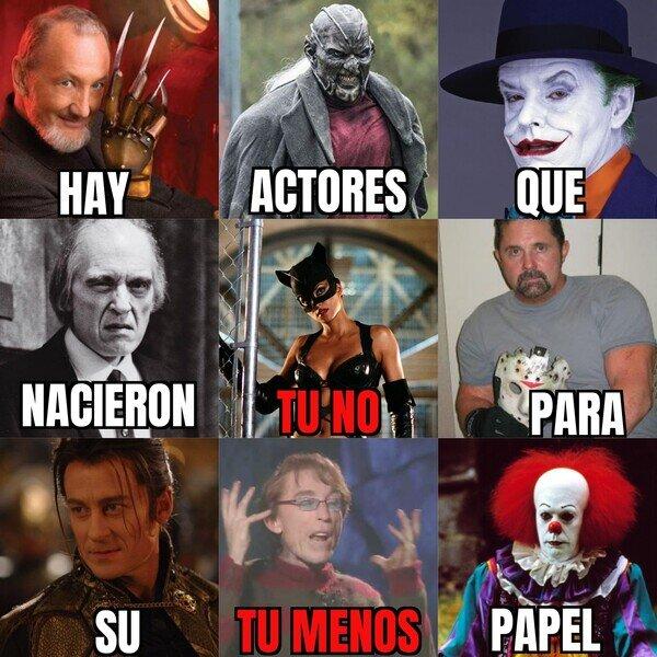 Meme_otros - ¡Pasa con los villanos tambien!