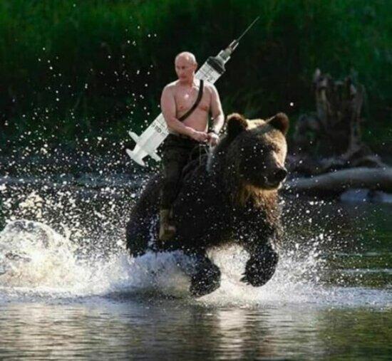 Otros - Putin ya tiene vacuna