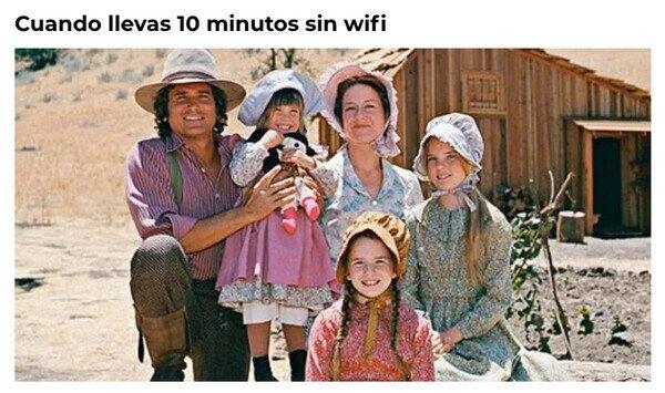 Meme_otros - Mi familia vuelve a los años 30