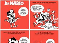 Enlace a El secreto del Dr. Mario