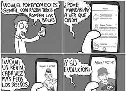 Enlace a Tiene buena pinta la actualización de Pokémon Go