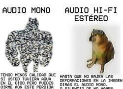 Enlace a Diferencia de audio en los VHS