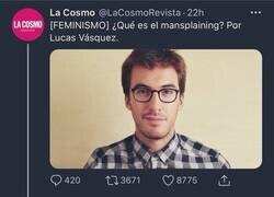 Enlace a Que alguien se lo explique a La Cosmo