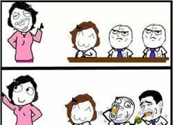 Enlace a Disimulando en clase