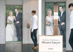 Enlace a La publicidad perfecta para un abogado de divorcios