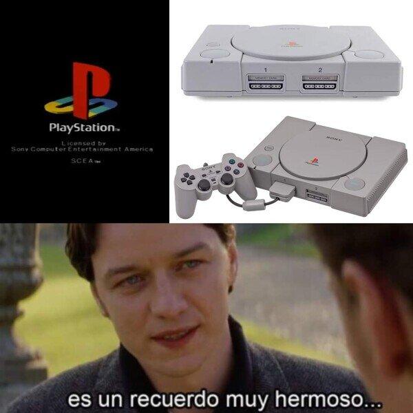 Meme_otros - 25 años del lanzamiento de la PSOne