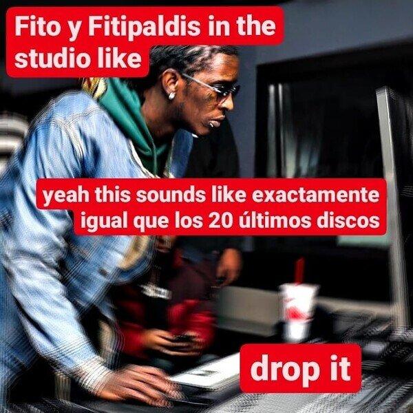 disco,Fito y Fitipaldis,igual,música