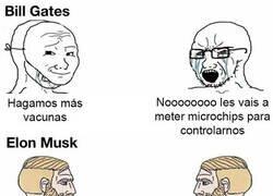 Enlace a Elon Musk es un ente superior