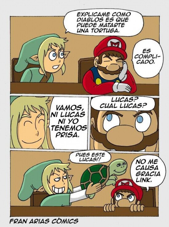 Meme_otros - Mientras tanto, en una reunión de Nintendo