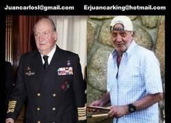 Enlace a Si el rey emérito tuviera dos tipos de correos electrónico...