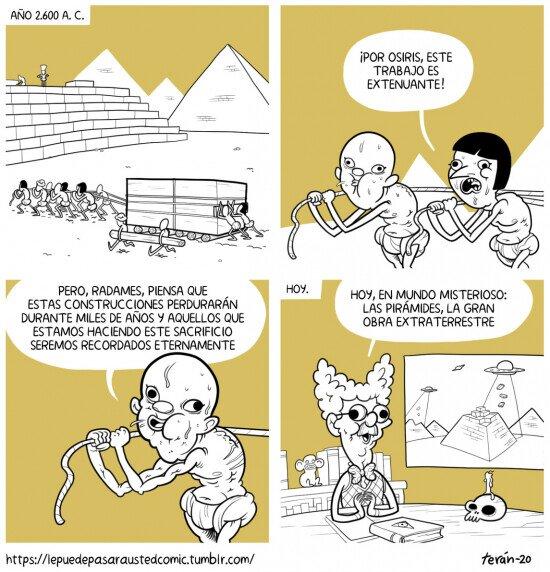Otros - Pobres egipcios...