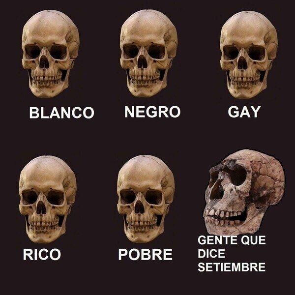 Meme_otros - Solo espero a que llegue octubre para dejar de escucharlos