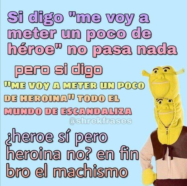 Meme_otros - Machismo lingüistico