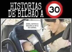 Enlace a Desde que en Bilbao el máximo es 30...