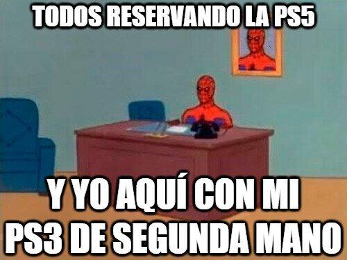 Spiderman60s - El problema de no tener dinero