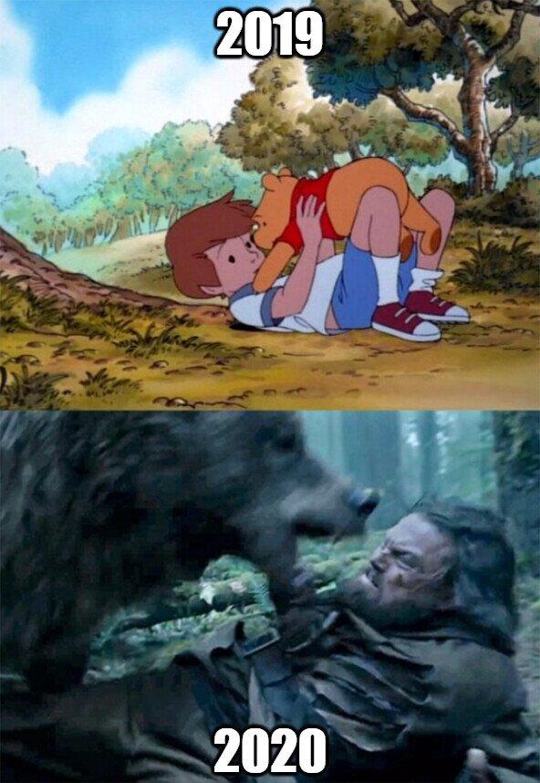 Bear_leo - El peor año que hemos tenido