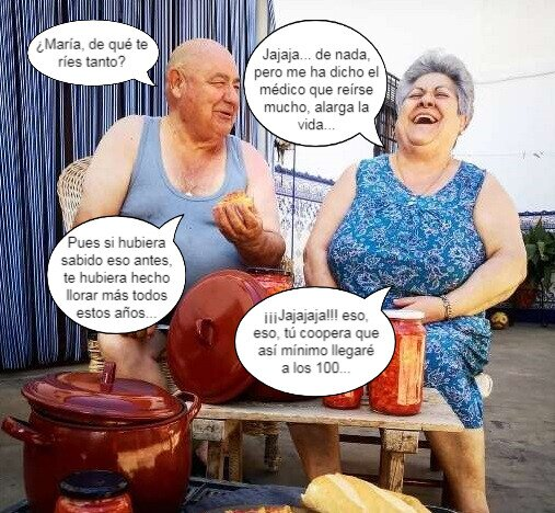 Meme_otros - Pues riámonos mucho entonces...