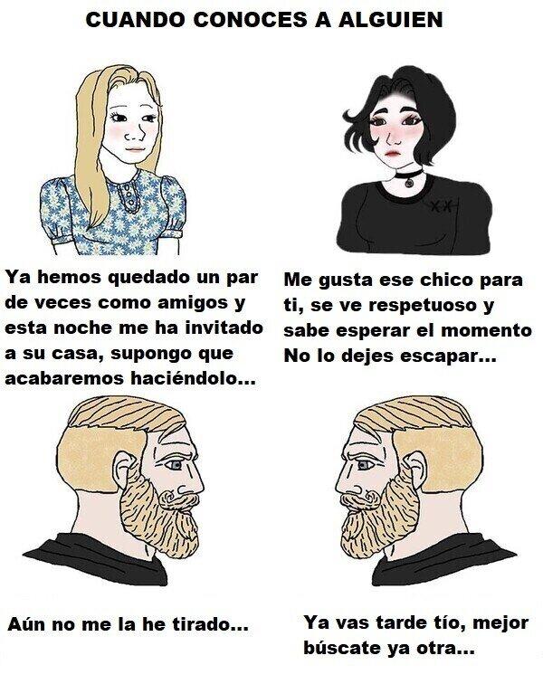 Meme_otros - El tema de intimar cuando conoces a alguien...