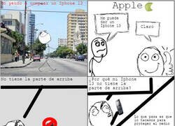 Enlace a Así será el Iphone 13