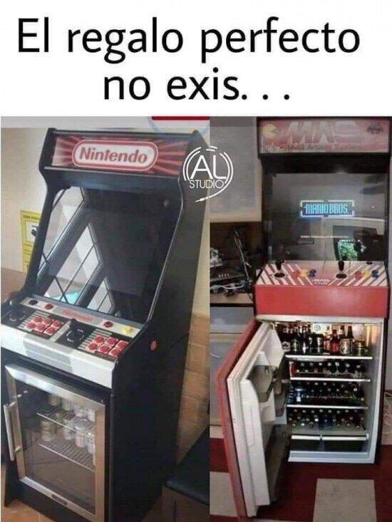 Meme_otros - Ah, pues sí existe...