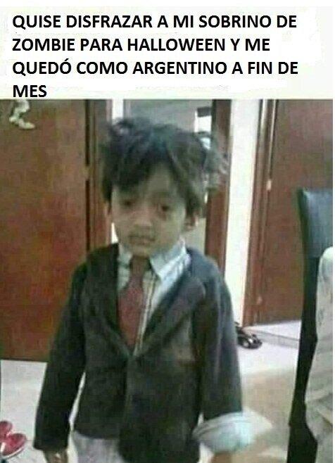 Otros - Halloween argentinizado