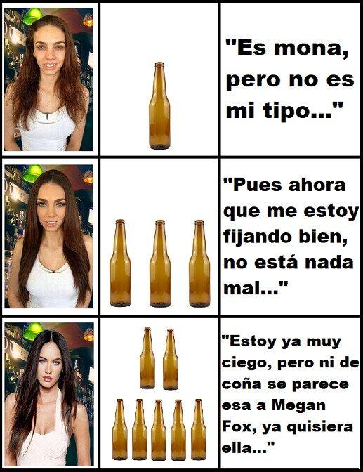Meme_otros - Porque los borrachos siempre dicen la verdad y es difícil engañarles...