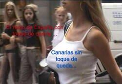 Enlace a Canarias es ahora la envidia del resto de España...