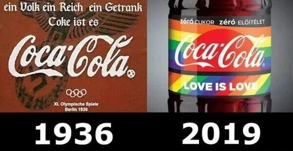 Otros - La marca ha cambiado un poco su visión durante estos años