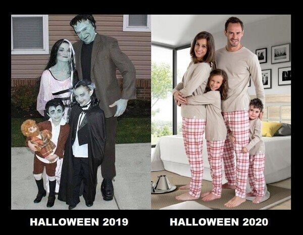 Meme_otros - Un halloween el de este año diferente...