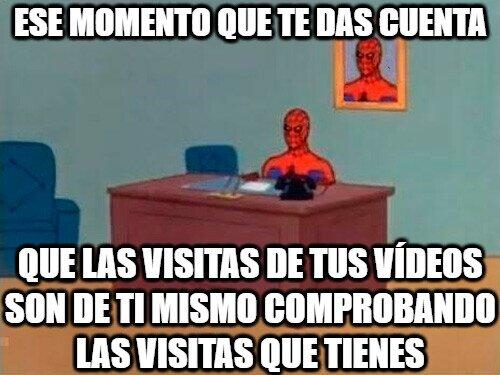 Spiderman60s - Es como mirarse en un espejo...