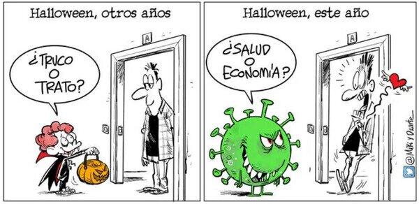 Meme_otros - Halloween este año