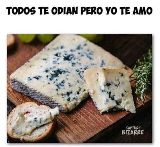 azul,odiar,querer,queso,todos