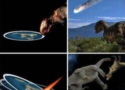 Enlace a Si la Tierra hubiera sido plana