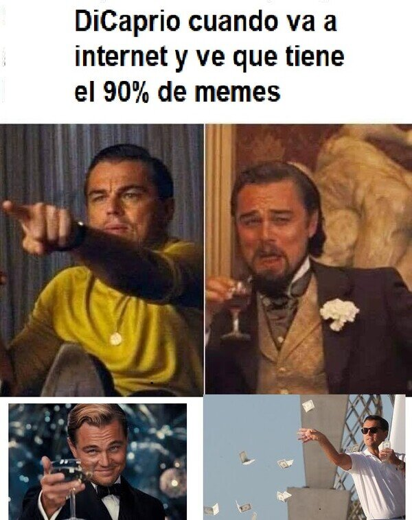 Success_kid - DiCaprio, rey de lo memes
