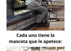Enlace a Situaciones extrañas vividas en un supermercado