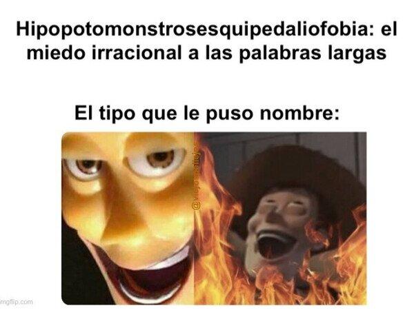 Meme_otros - Solo quiere ver el mundo arder