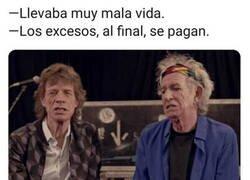 Enlace a Pues los Rolling Stones ahí siguen