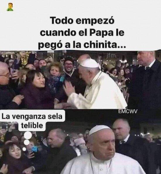 Meme_otros - Francisco, ¿por qué lo hiciste?